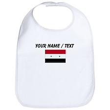 Custom Syria Flag Bib