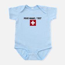 Custom Switzerland Flag Body Suit