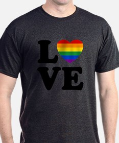 Gay Love T-Shirt