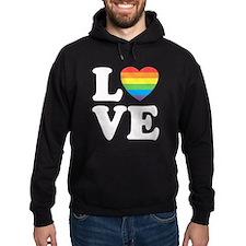 Gay Love Hoodie