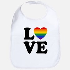 Gay Love Bib