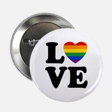 """Gay Love 2.25"""" Button (100 pack)"""