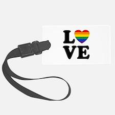 Gay Love Luggage Tag