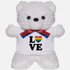 Gay Love Teddy Bear