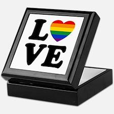 Gay Love Keepsake Box