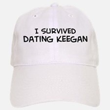 Survived Dating Keegan Baseball Baseball Cap