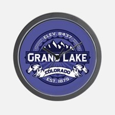 Grand Lake Midnight Wall Clock