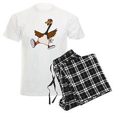 Cute Silly Goose Pajamas