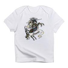 Bowie Tartan Unicorn Infant T-Shirt