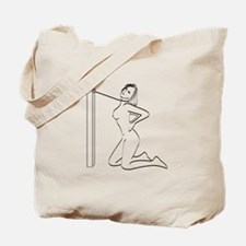 Staked Tote Bag