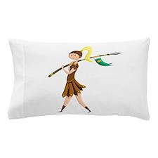 Warrior Princess Pillow Case