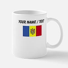 Custom Moldova Flag Mug