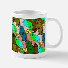 Mermaids and Fishes Mug