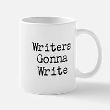 Writers Gonna Write Mug
