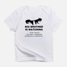 Big Brother is Watching III Infant T-Shirt