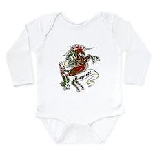 Burnett Unicorn Long Sleeve Infant Bodysuit