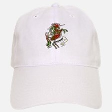 Burnett Unicorn Baseball Baseball Cap