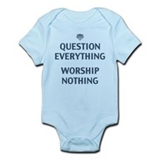 Question Everything Onesie