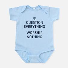 Question Everything Onesie