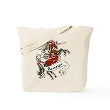 Cameron Unicorn Tote Bag