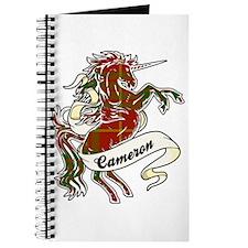 Cameron Unicorn Journal