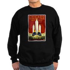 Vintage Chicago Worlds Fair Sweatshirt