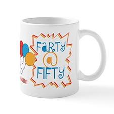 Funny 50th Birthday Gag Gift Mugs