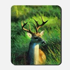 Buck Deer Mousepad