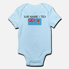 Custom Fiji Flag Body Suit