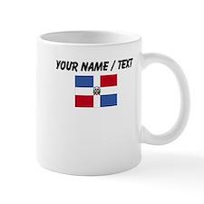 Custom Dominican Republic Flag Mug