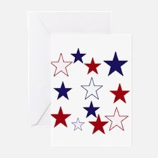 Stars for the 4th Greeting Cards (Pk of 10)