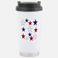 Stars for the 4th Travel Mug