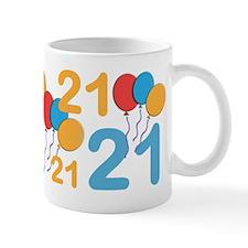 21 Years Old - 21st Birthday Mug