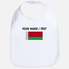 Custom Belarus Flag Bib