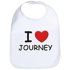 I love Journey Bib