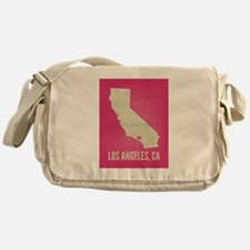 I LOVE LA Messenger Bag