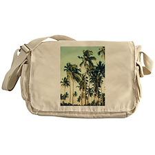 Palm Trees Messenger Bag