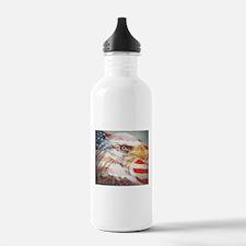 4th of july Water Bottle