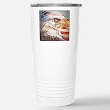 4th of july Travel Mug