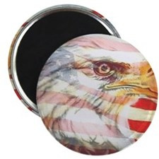 """4th of july 2.25"""" Magnet (10 pack)"""