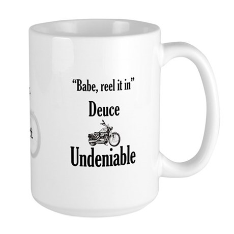 Deuce - Undeniable Mug