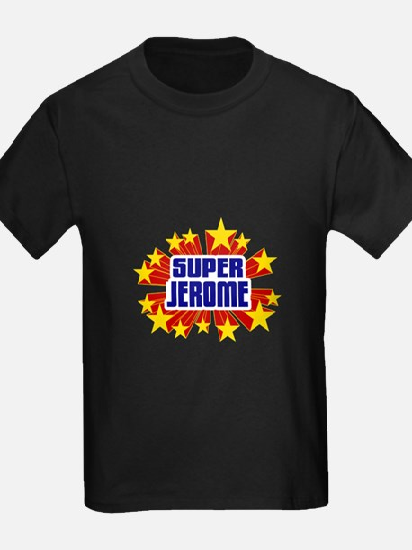 Jerome the Super Hero T-Shirt