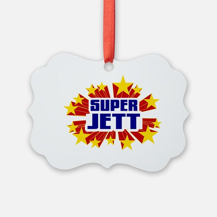 Jett the Super Hero Ornament