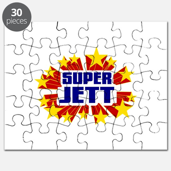 Jett the Super Hero Puzzle