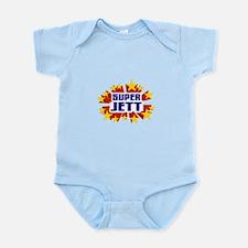 Jett the Super Hero Body Suit