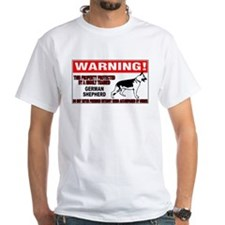 GERMANSHEPHERDGUARDSIGN.jpg T-Shirt