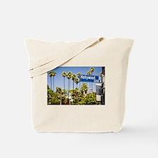 Hollywood Blvd Tote Bag