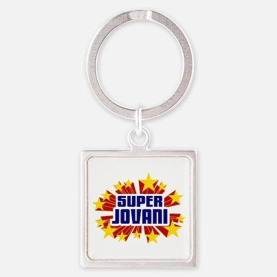 Jovani the Super Hero Keychains