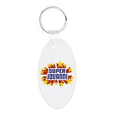 Jovanni the Super Hero Keychains