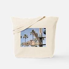 Sunset Blvd 9600 Tote Bag
